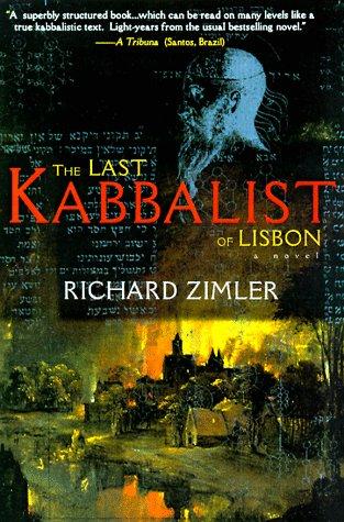 Last Kabbalist of Lisbon: Zimler, Richard