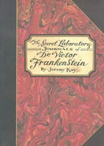 9780879518677: The Secret Laboratory Journals of Dr. Victor Frankenstein