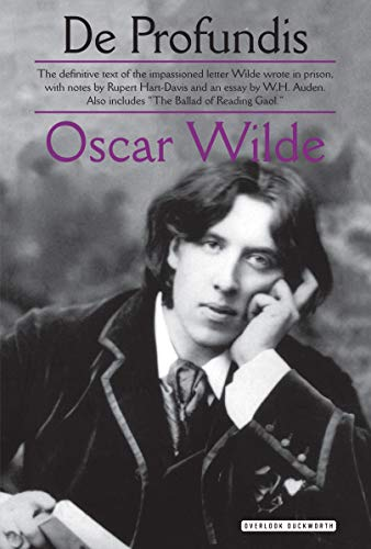 De Profundis With Notes By Rupert Hart: Wilde, Oscar