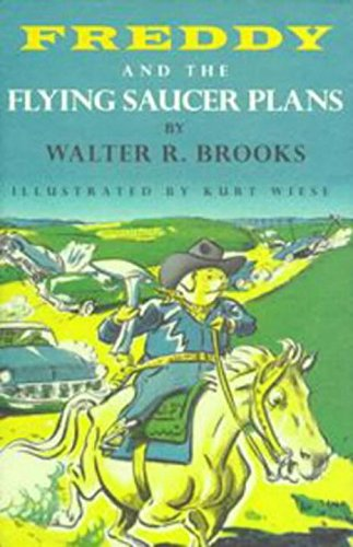 9780879518837: Freddy and the Flying Saucer Plans (Freddy Books)