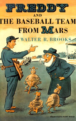 9780879519421: Freddy and the Baseball Team from Mars