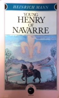 9780879519780: Young Henry of Navarre