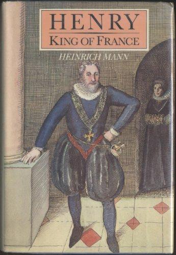 9780879519995: Henry, King of France