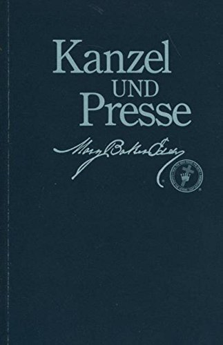 Kanzel und Presse