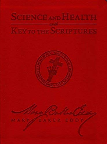 9780879523091: Science and Health with Key to the Scriptures Study Edition, red Vivella®