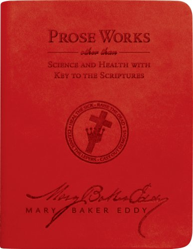 9780879523268: Prose Works Other than Science and Health with Key to the Scriptures, red Vivella®