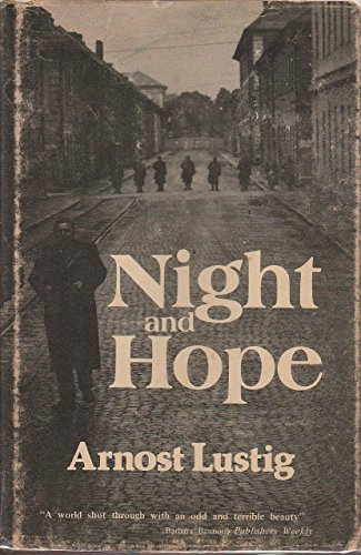 9780879534004: Night and Hope (His Children of the Holocaust) (English and Czech Edition)