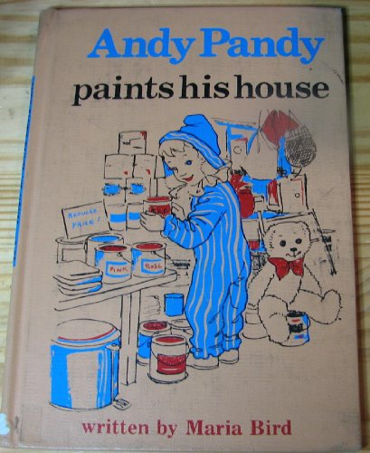 9780879550035: Andy Pandy Paints His House