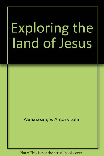 9780879570125: Exploring the Land of Jesus