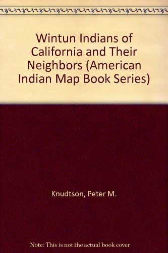 California Indian S Map on