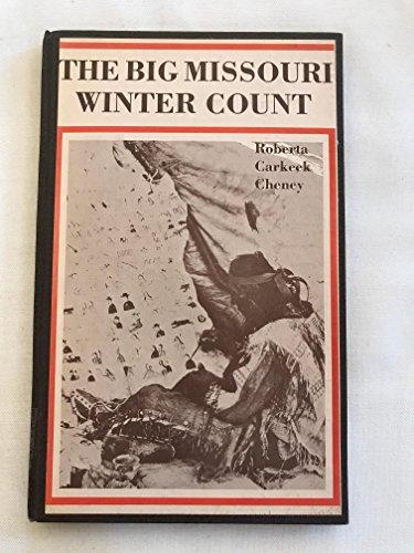 9780879610814: Big Missouri Winter Count