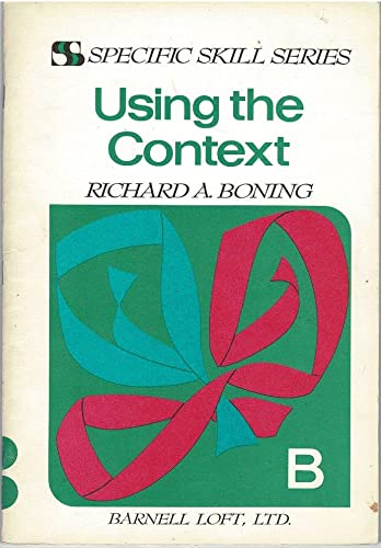 9780879650025: Using the Context Book B