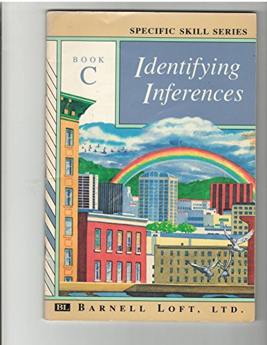 9780879653095: Specific Skill Series IDENTIFYING INFERENCES Booklet C