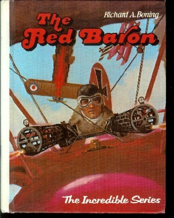 9780879661113: Red Baron (The Incredible Series)