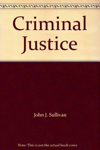 Criminal Justice: Joseph L. Victor;