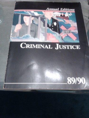 Criminal Justice 1889-1990: Joseph L. Victor;