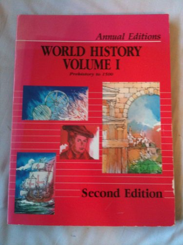 9780879678180: World History (Annual Editions Ser.)