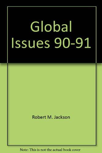 Global Issues, 90-91