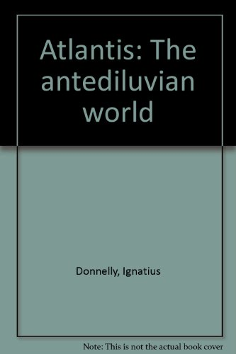 9780879680558: Atlantis: The antediluvian world