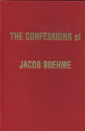 9780879682583: Confessions of Jacob Boehme