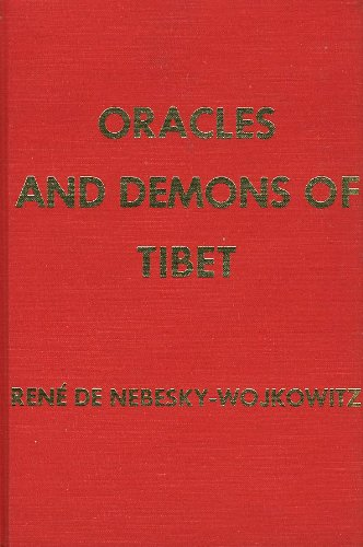 9780879684631: Oracles and demons of Tibet: The cult and iconography of the Tibetan protective deities