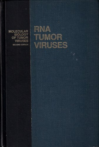 9780879691325: RNA tumor viruses (Cold Spring Harbor monograph series)