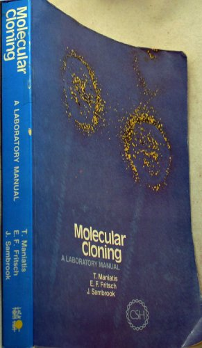 9780879691363: Molecular cloning: A laboratory manual