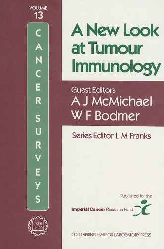 9780879693701: A New Look at Tumour Immunology (Cancer Surveys Series Vol 13)