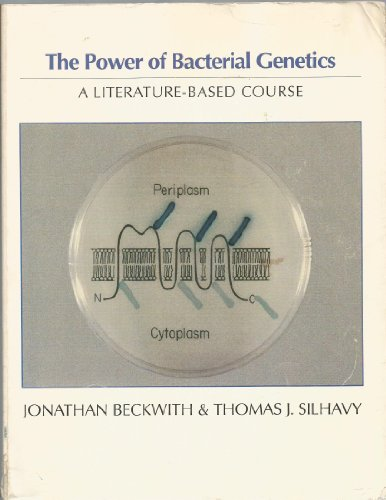 9780879693794: Power of Bacterial Genetics: A Literature-Based Course
