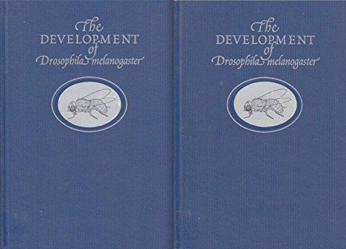 9780879694234: The Development of Drosophila Melanogaster (2 Volume Set)