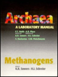 9780879694395: Methanogens (Archaea : A Laboratory Manual)