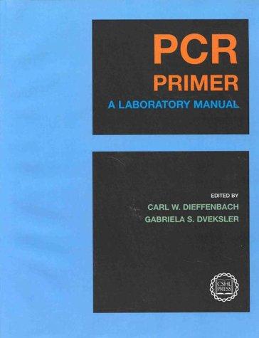 9780879694487: Pcr Primer: A Laboratory Manual