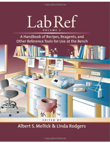 Lab Ref, Volume 1: A Handbook of: Jane Roskams; Linda