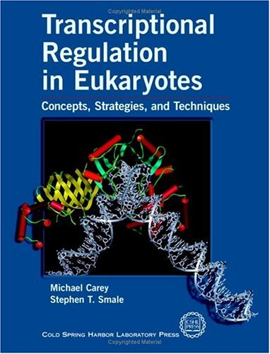 9780879696351: Transcriptional Regulation in Eukaryotes: Concepts, Strategies, and Techniques