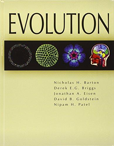 Evolution: Nicholas H. Barton,