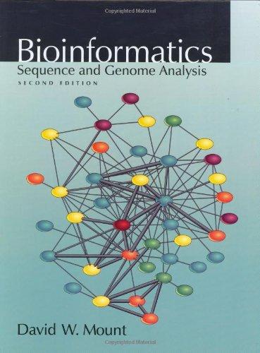 9780879696870: Bioinformatics: Sequence and Genome Analysis, Second Edition (Mount, Bioinformatics)