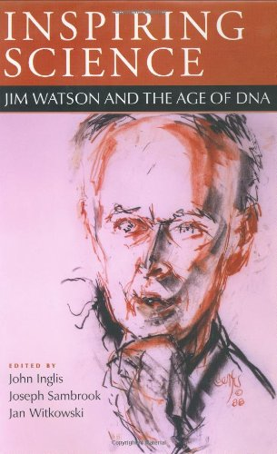 9780879696986: Inspiring Science: Jim Watson and the Age of DNA