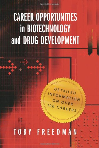9780879697259: Career Opportunities in Biotechnology and Drug Development