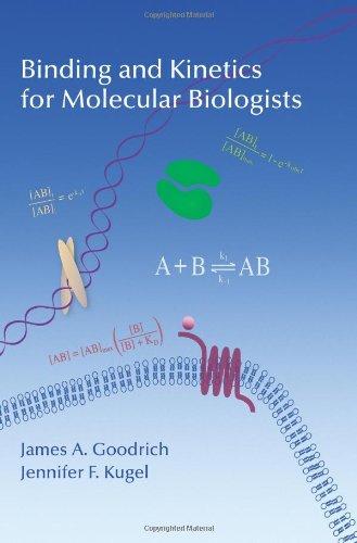 9780879697365: Binding and Kinetics for Molecular Biologists