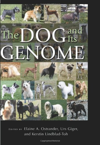 9780879697426: The Dog and Its Genome (Cold Spring Harbor Monograph Series)