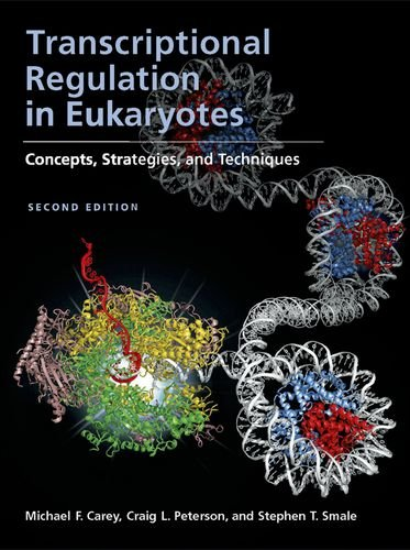 9780879697778: Transcriptional Regulation in Eukaryotes: Concepts, Strategies, and Techniques (Manual)