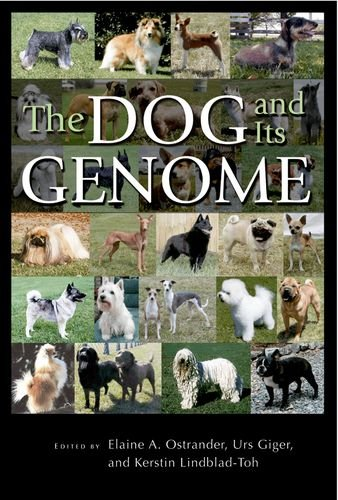 9780879697815: The Dog and Its Genome (Cold Spring Harbor Monograph Series)