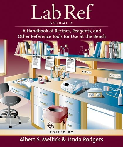 9780879698157: Lab Ref, Volume 2: A Handbook of Recipes, and Other Reference Tools for Use at the Bench