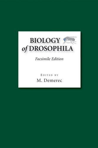 9780879698287: Biology of Drosophila