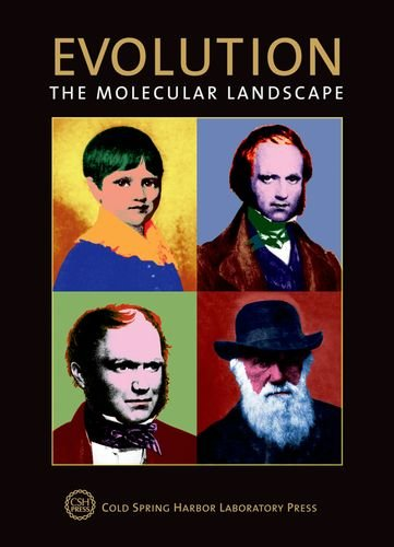 9780879698713: Evolution The Molecular Landscape: Cold Spring Harbor Symposia on Quantitative Biology, Volume LXXIV