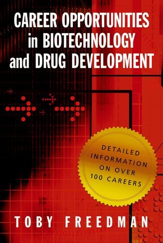 9780879698805: Career Opportunities in Biotechnology and Drug Development