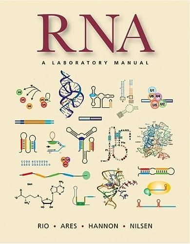 9780879698911: RNA: A Laboratory Manual