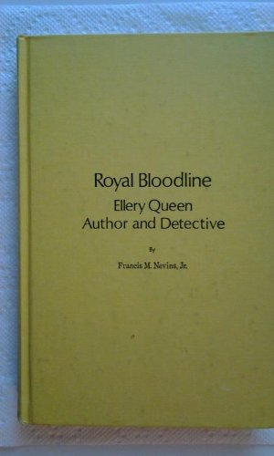 9780879720667: Royal Bloodline; Ellery Queen, Author and Detective