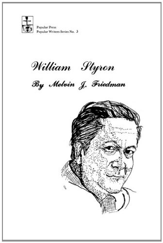 William Styron (0879720719) by Melvin J. Friedman