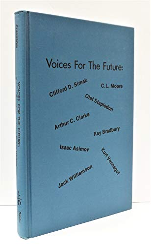 9780879721190: Voices for the future: Essays on major science fiction writers